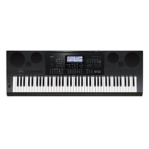 Casio 781325 Highgrade Keyboard WK-7600