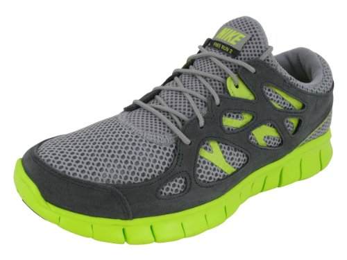 Nike Free Run 2 EXT (003) medium grey/green