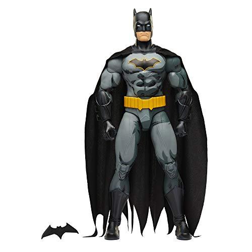 Jakks Pacific Action Figure Batman 50 cm Edizione Speciale per 80° Compleanno, Multicolore (76191-4L