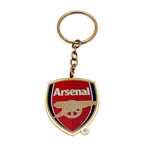 Arsenal F.C. Crest Keyring