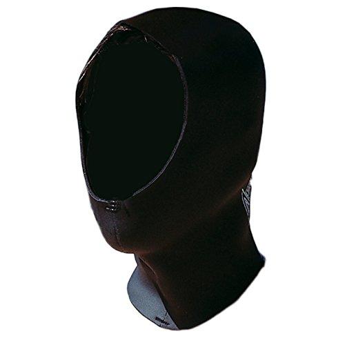 ASCAN Hood Titan - Pasamontañas para cara descubierta (neopreno) negro Talla:medium