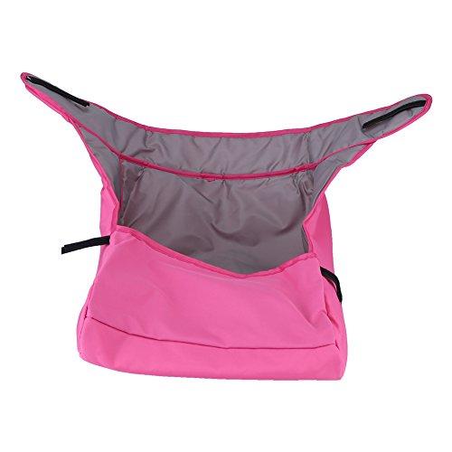 BITHEOUT Manguito para Cochecito de bebé, Manguito para Silla de Paseo para Cochecito de bebé para Cochecito de bebé(Pink)