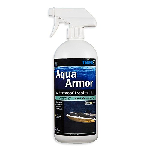 Trek7 Aqua Armor 32 oz. Fabric Waterproofing for Boat and Marine