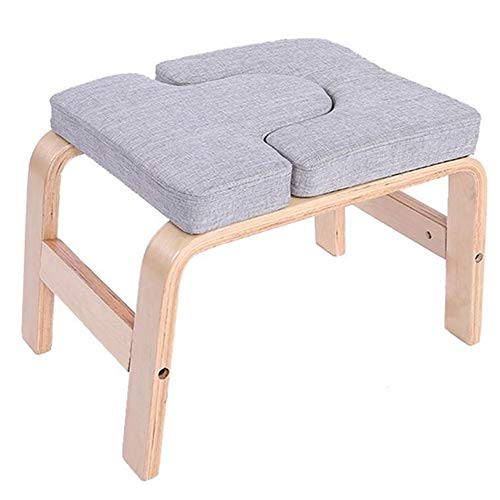 Read About Kindlov Inversion Table Yoga Stool Headstand Bench Inversion Chair Handstand Family Gym R...