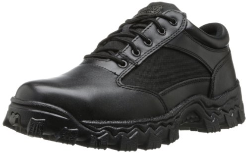 Rocky Men's Alpha Force Oxford-M, Black, 9 M US