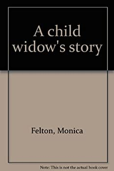 Hardcover A child widow's story Book