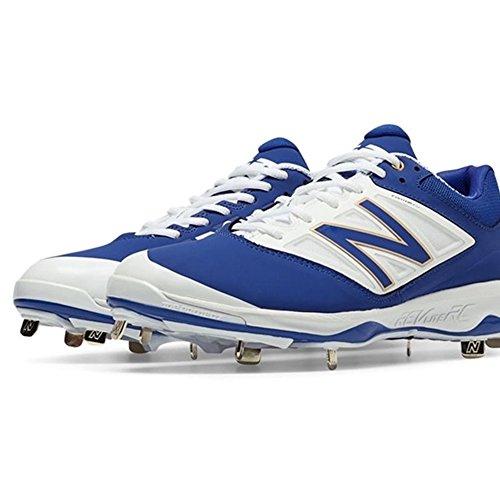 New Balance Herren l4040V3Keil Baseball Schuh, Herren, Royal Blue/Weiß, 11 D(M) US