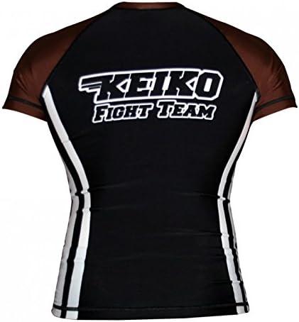 KEIKO SPORTS Speed Rashguard - Brown