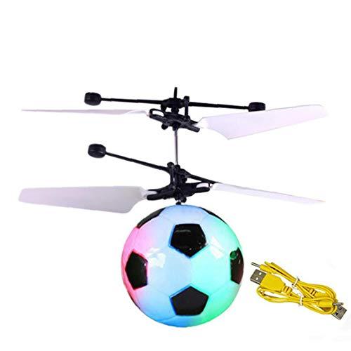 Uayasily Elicottero Drone Palla a Raggi Infrarossi Induzione con Volo del Giocattolo...