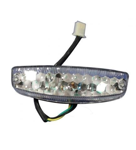 Lumière arrière LED blanche frein arrière MINI Quad ATV 4 temps