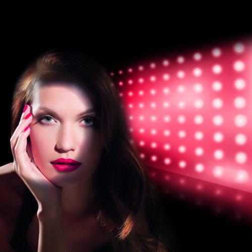 Imetec Bellissima Face FX Dispositivo per il Fotoringiovanimento, Tecnologia Thermo Optical Synergy per Stimolare l'Attività Cellulare e la Produzione di Collagene, Pelle Subito Compatta