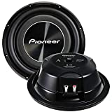 PIONEER TS-A3000LS4 12' Shallow-Mount Subwoofer with 1,500 Watts Max. Power