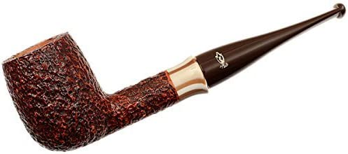 Savinelli Caramella Popular Soldering product Rusticated 128 by Tobacco Pipe