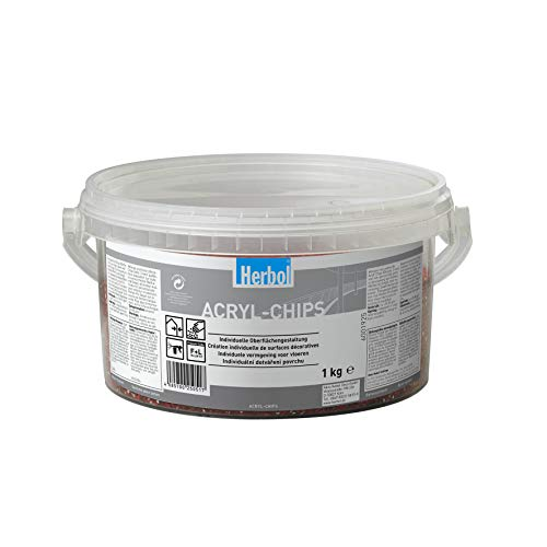 Herbol Acryl Chips Decorative flakes - Aditivos para pintura