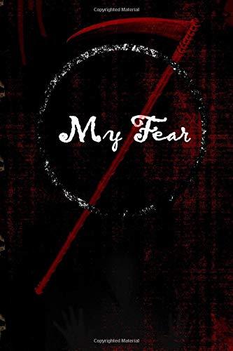 My Fear: My horror book