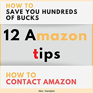 12 Amazon Tips: How to Contact Amazon and How to Save You Hundreds of Bucks cover art