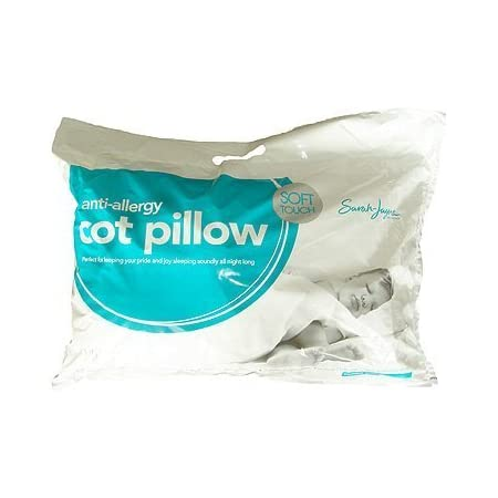 Cot//Cot Bed Cosy Nights Anti-Allergy Pillow