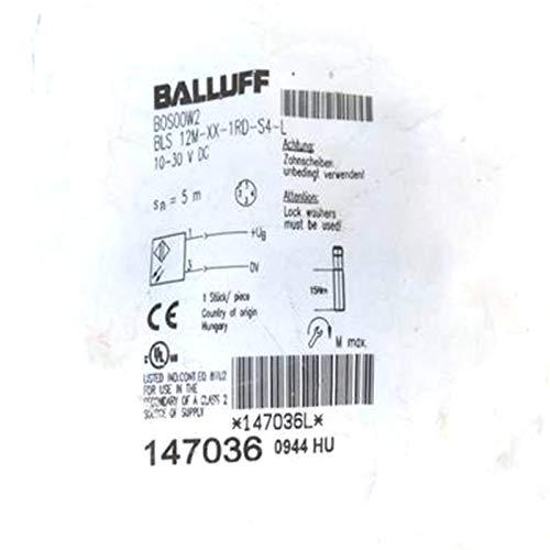 CARUS TOOL BALLUFF BES12M-XX-1RD-S4-L(BOS00W2)스루 빔 센서 신규