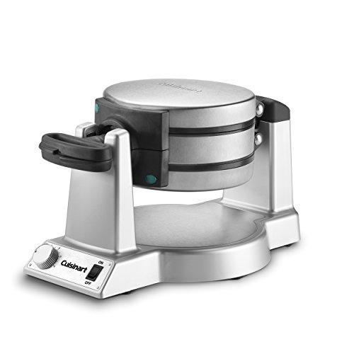 Cuisinart WAF-F20 Double Belgian Waffle Maker, Stainless Steel