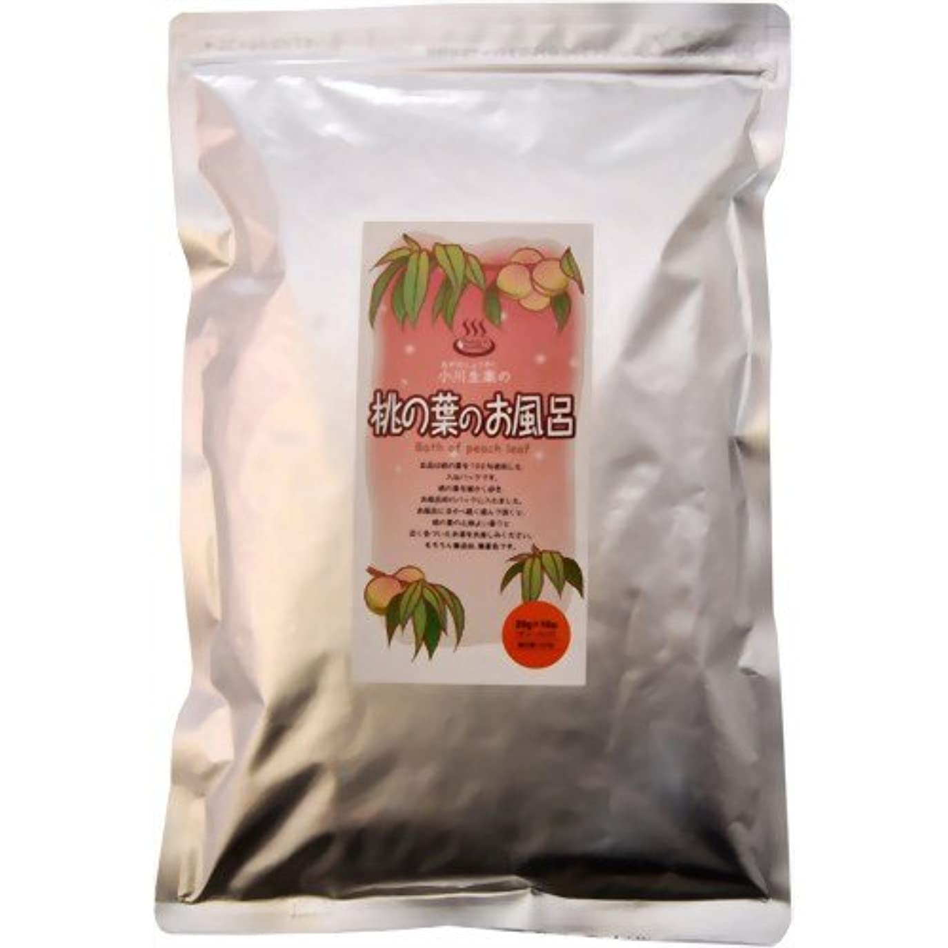 異邦人スケジュール農学小川生薬の桃の葉のお風呂 20g*10袋