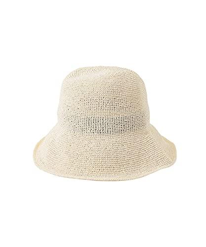 [アーバンリサーチ] 帽子 ハット 細編みペーパーハット レディース UR15-2CP004 OFF -