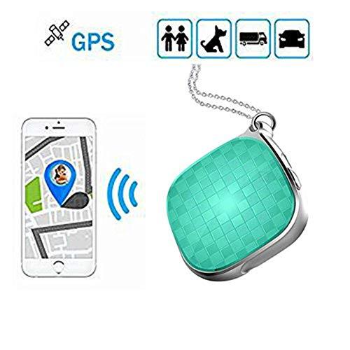 Balscw-Z Rastreador de niños, localizador de rastreador GPS portátil en Tiempo Real rastreador de Coche rastreador de Seguimiento de Mano Perros niños Activo Mascotas ubicación Dispositivo