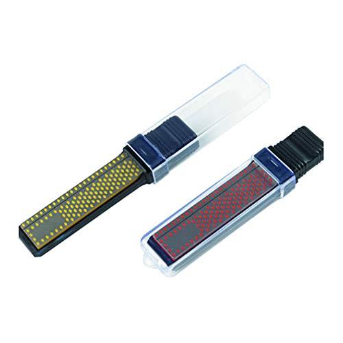 4-Inch FINE & COARSE Diamond Combo Sharpening Stones