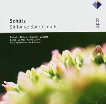 Schütz : Sinfoniae Sacrae Op.6