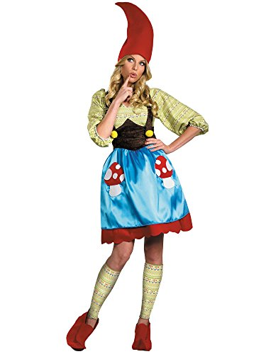 Ms. Gnome Adult Costume - Large