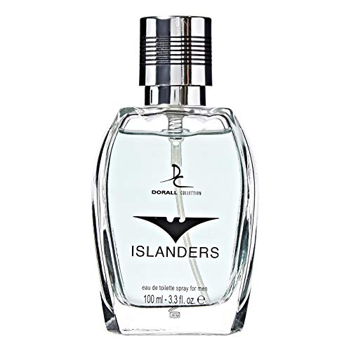 ISLANDERS BY DORALL COLLECTION COLOGNE FOR MEN 3.3 OZ / 100 ML EAU DE TOILETTE SPRAY by Dorall Collection