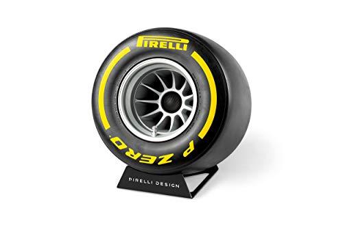ixoost Pirelli pzero Sound Altavoz Bluetooth, Amarillo