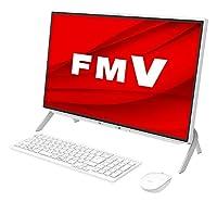 【公式】 富士通 デスクトップパソコン FMV ESPRIMO FHシリーズ WFB/E3 (Windows 10 Home/23.8型ワイド液晶/AMD Ryzen 7/32GBメモリ/約1TB SSD/Blu-ray Discドライブ/Office Home and Business 2019/ホワイト)AZ_WFBE3_Z576/富士通WEB MART専用モデル