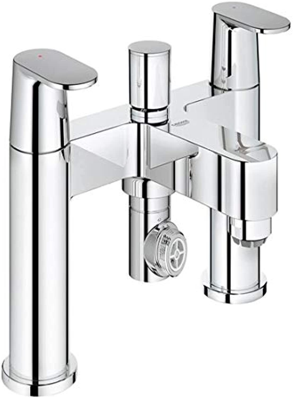 Mischbatterie Brause Drehbar Bad Spültischeurosmart Cosmopolitan Zweihand-Bad- & Duschmischer