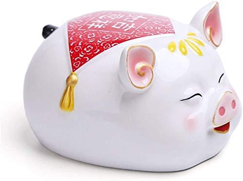 Rong Di Lucky Piggy Ceramic Piggy B…