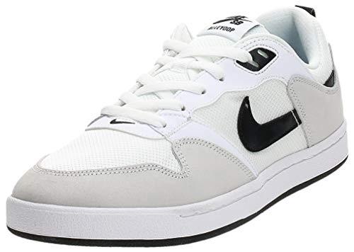 NIKE CJ0882-100, Gymnastics Shoe Unisex-Adult, Blanco/Negro