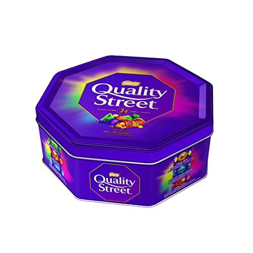 NESTLE Quality Street Tin extra large, 900gram can