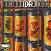 one minute silence available in all colors