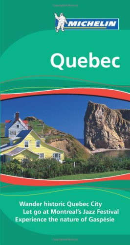 Quebec (Grüne Reiseführer, Band 1573)
