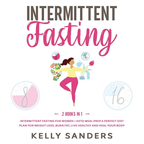Intermittent Fasting: 2 Books in 1 Titelbild