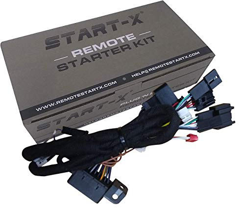 Start-X Remote Starter for Silverado & Sierra 1500/2500/3500 2015-2018    Plug N Play    3 X Lock to Remote Start