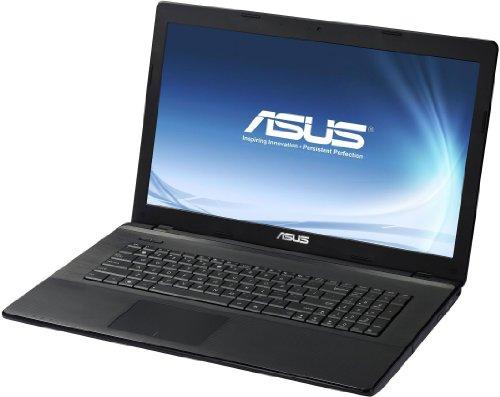 Asus F75A-TY133H 43,9 cm (17,3 Zoll) Laptop (Intel Pentium 2020M, 2,4GHz, 4GB RAM, 500GB HDD, Intel HD, DVD, Win 8) schwarz