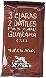 Paleobull Barrita Energética Café y Guaraná - 55 g