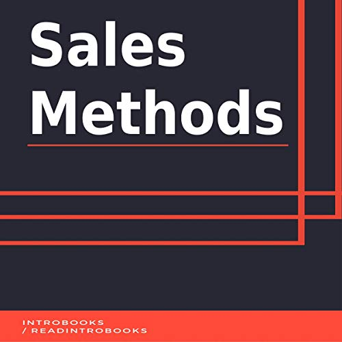 Couverture de Sales Methods