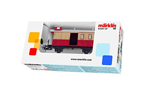 Märklin Start up 4108 - Gepäckwagen, Spur H0