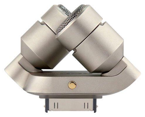 Rode iXY - Micrófono (Teléfono móvil/smartphone, 20-20000 Hz, Cardioid, Alámbrico, 40g, Oro)