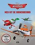 Aviões: meu kit de brincadeiras