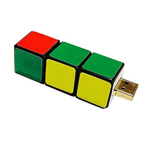 Happy Star® 16GB ouonline Cubo Rubik Puzzle Novedad