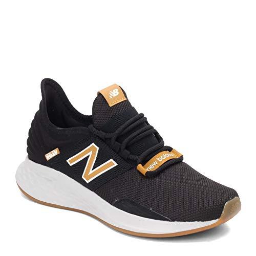New Balance Fresh Foam Roav Black/Workwear 9 EE - Wide