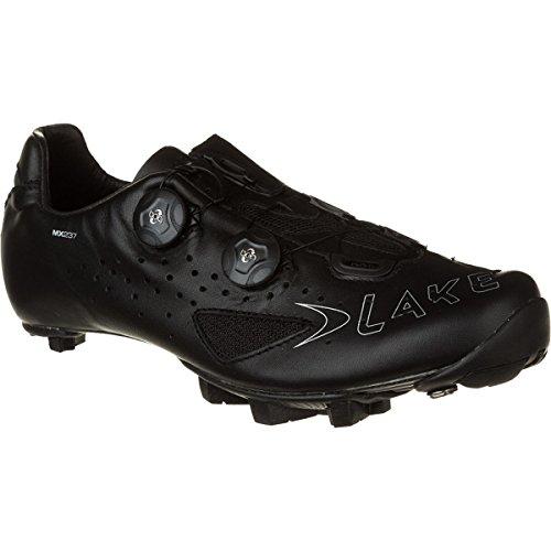 Lake Mx237, Zapatillas de Ciclismo Unisex para Adulto, Unisex Adulto, L3009786, Negro, 40