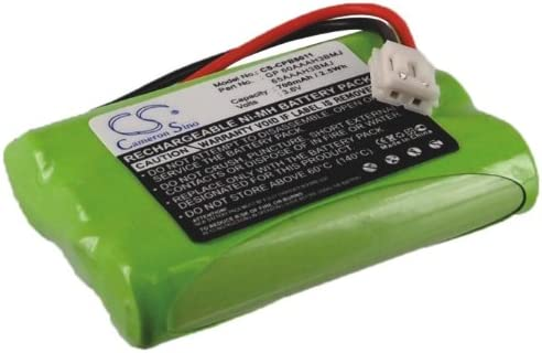 supreme Replacement Battery Part No.0710 60AAAH3BMJ Co GP for 65AAAH3BMJ Time sale